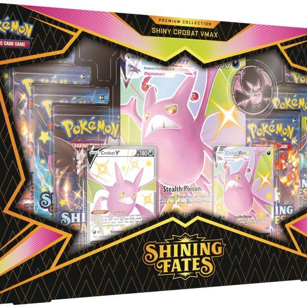 2021-Pokemon-TCG-Shining-Fates-Collection-Crobat-Shiny