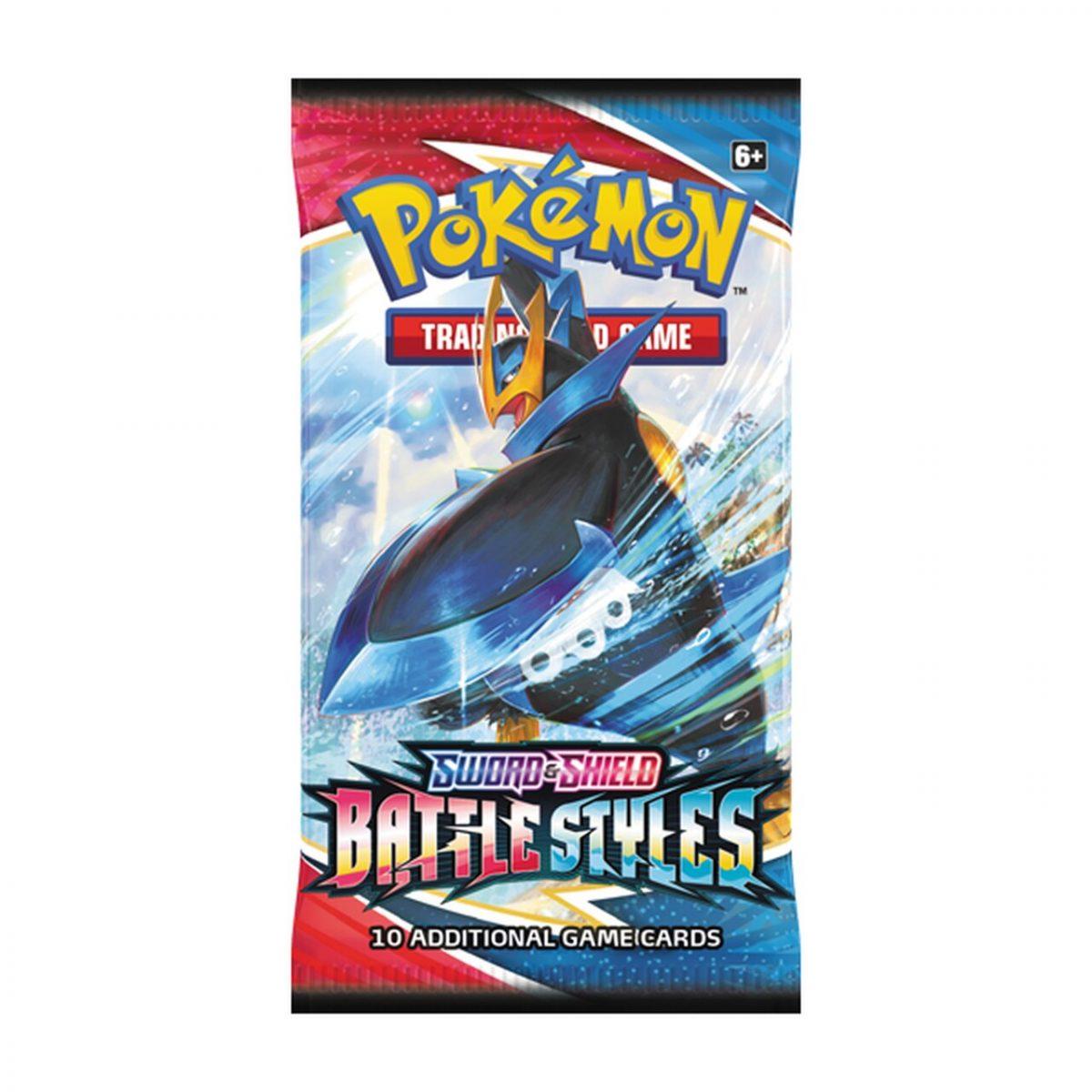 Pokemon-TCG-Battle-Styles-Booster-Empoleon