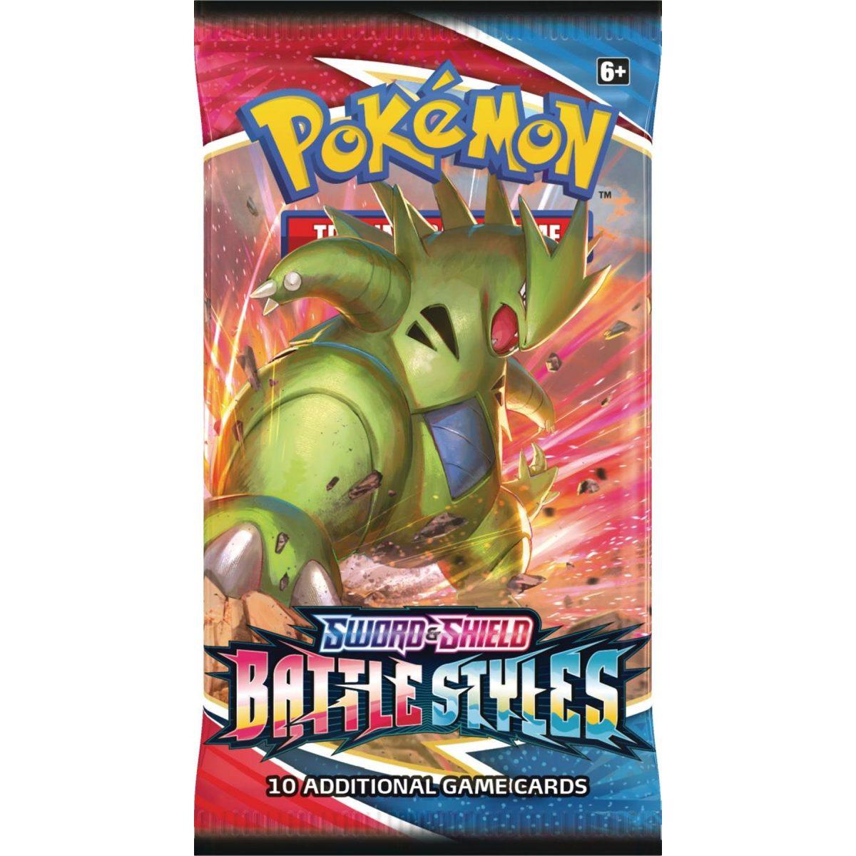 Pokemon-TCG-Battle-Styles-Booster-Tyranitar