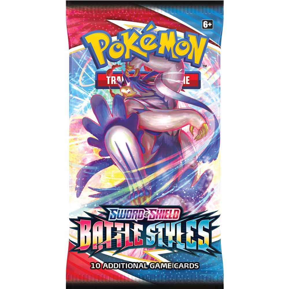 Pokemon-TCG-Battle-Styles-Booster-Urshifu-Rapid
