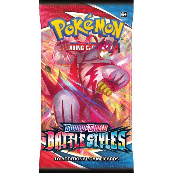 Pokemon-TCG-Battle-Styles-Booster-Urshifu-Single