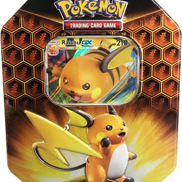 Pokemon-TCG-Hidden-Fates-Tin-Raichu-GX