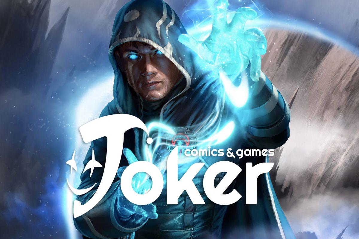Joker Comics & Games