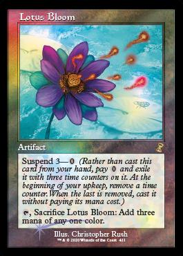 MTG-Time-Spiral-Remastered-BaB-Lotus-Bloom