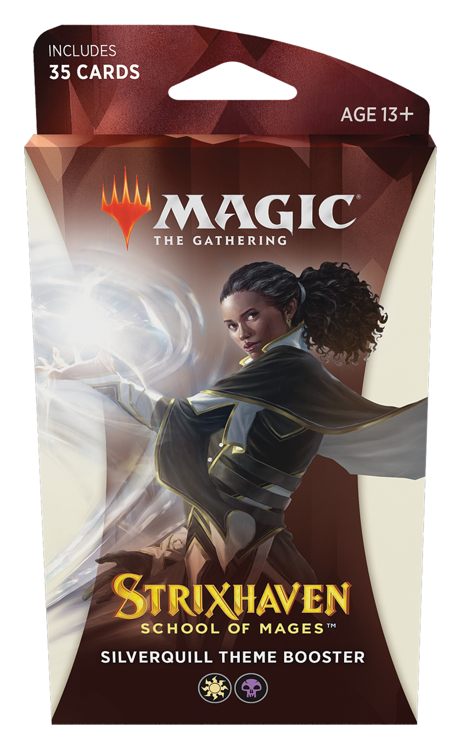 MTG-Strixhaven-Theme-Booster-Silverquill