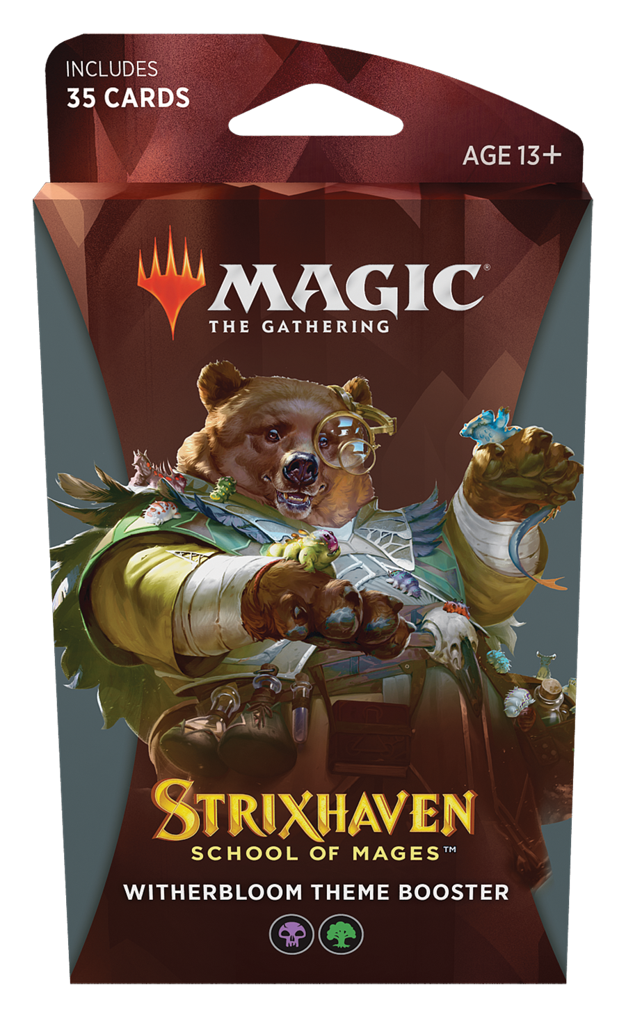 MTG-Strixhaven-Theme-Booster-Witherbloom