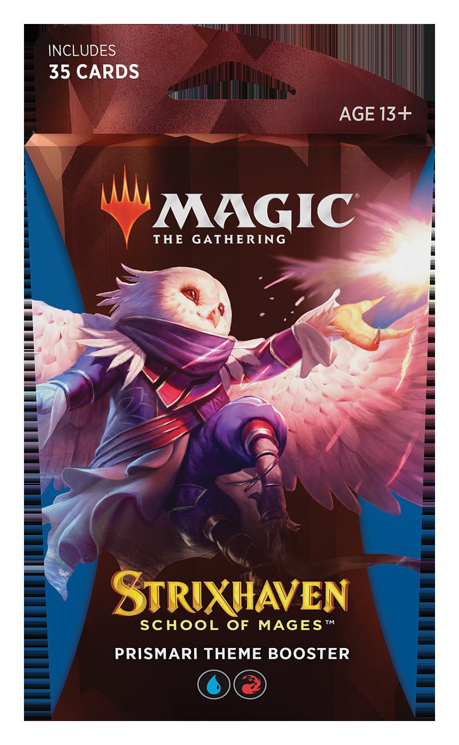 MTG-Strixhaven-Theme-Booster-Prismari