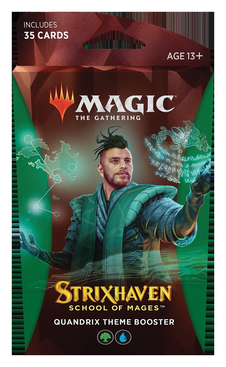 MTG-Strixhaven-Theme-Booster-Quandrix