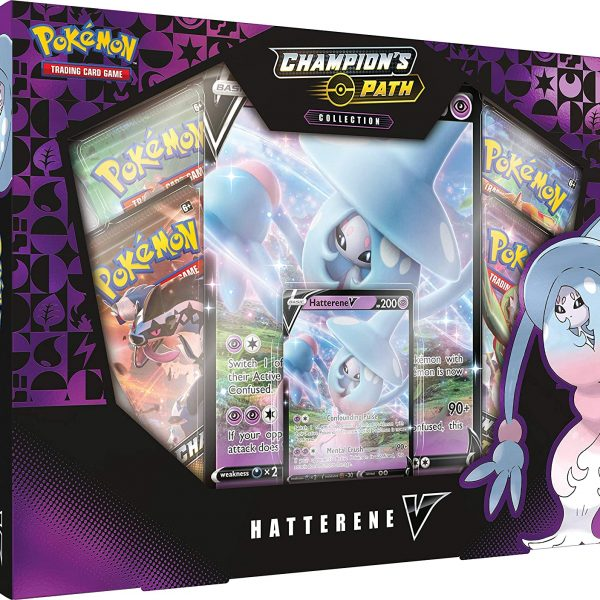 Pokemon-TCG-Champion's-Path-Collection-Hatterene-V