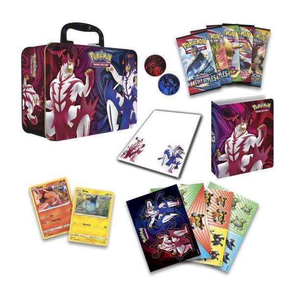 Pokemon-TCG-collector-chest-spring-2021-open