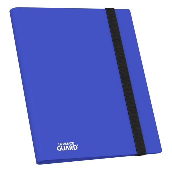Ultimate-Guard-18-Pocket-Flexxfolio-Blue-360
