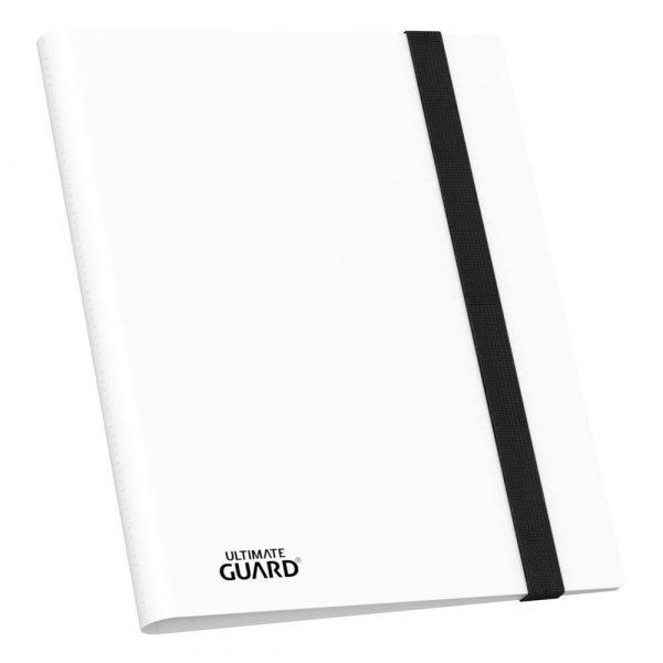 Ultimate-Guard-18-Pocket-Flexxfolio-White-360