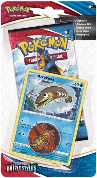 Pokemon-TCG-Battle-Styles-Blister-Arrokuda